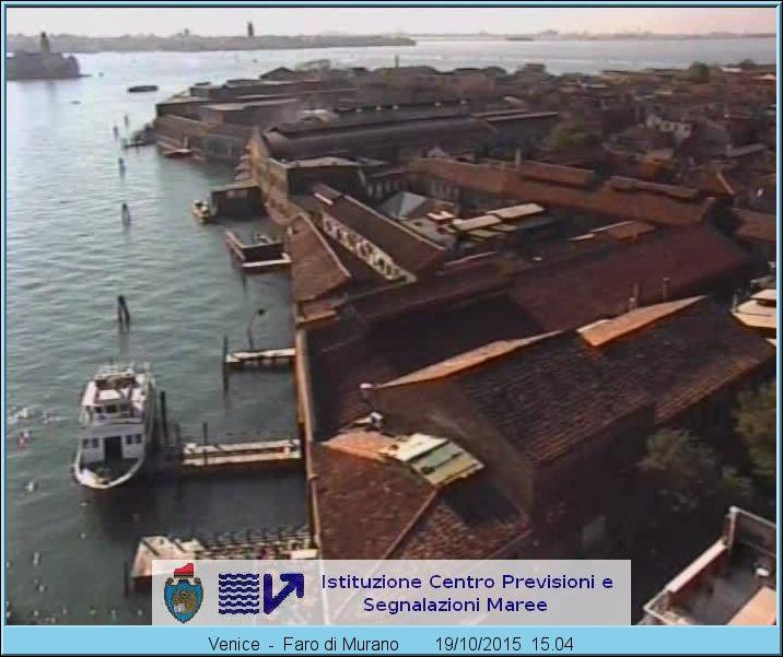 Murano Lighthouse Webcam (View 1)
