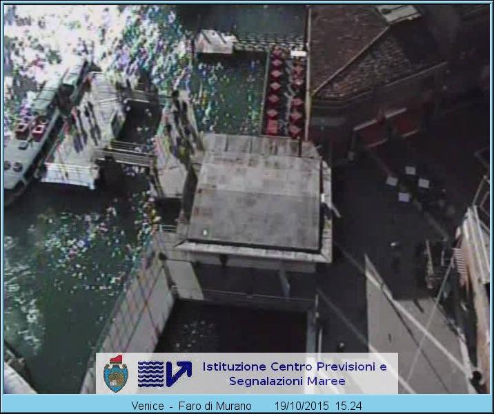 Murano Lighthouse Webcam (View 2)