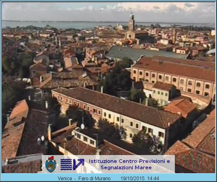 Murano Lighthouse Webcam (View 3)