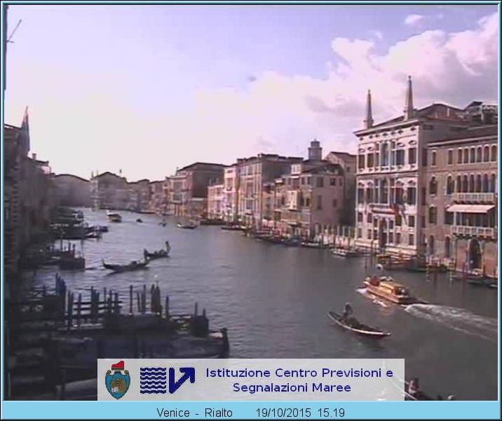Palazzo Cavalli Webcam