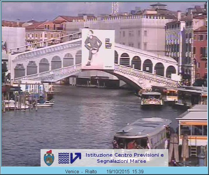 Rialto Bridge Webcam