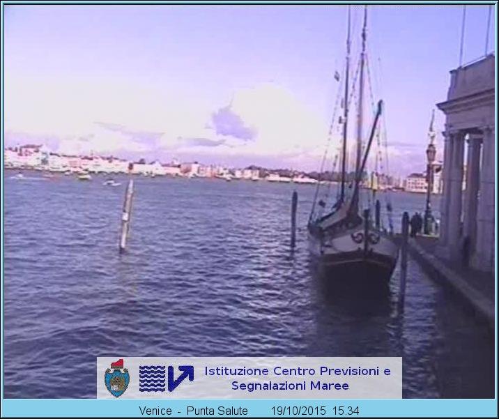 Salute Webcam (View 2)